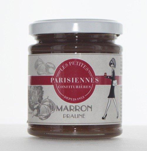 Savoureuse crème de Marron Praliné Les Petites Parisiennes