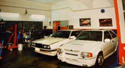 officina  specializzata Maserati
