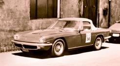 riparazioni di vetture Maserati d'epoca