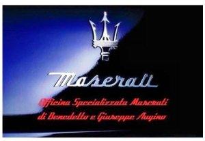 logo officina maserati
