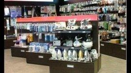 interno, negozio Sirio, Rimini
