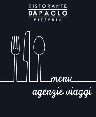 menu agenzie viaggi
