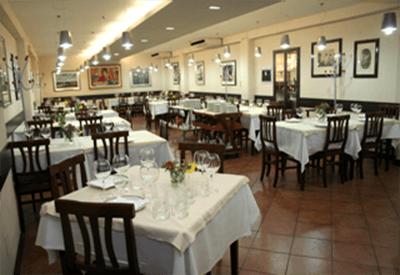 ristorante di pesce e carne