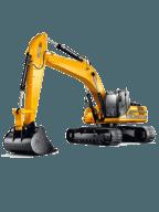 scavatore, movimento terra, demolizioni