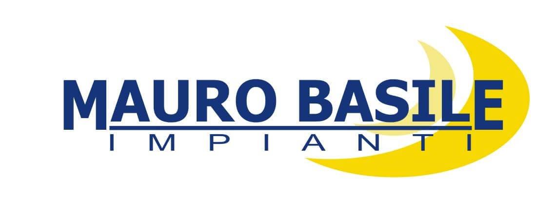 MAURO BASILE IMPIANTI-Logo
