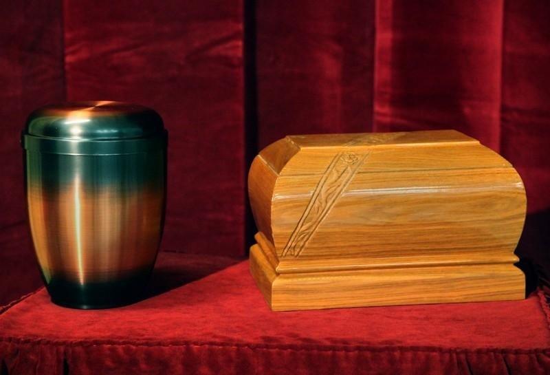 urne per ceneri