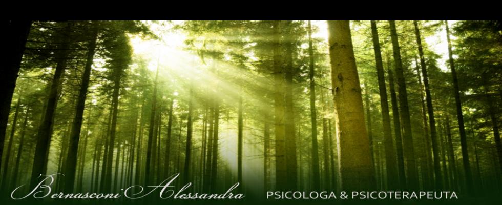 BERNASCONI DR.SSA ALESSANDRA - PSICOLOGA PSICOTERAPEUTA