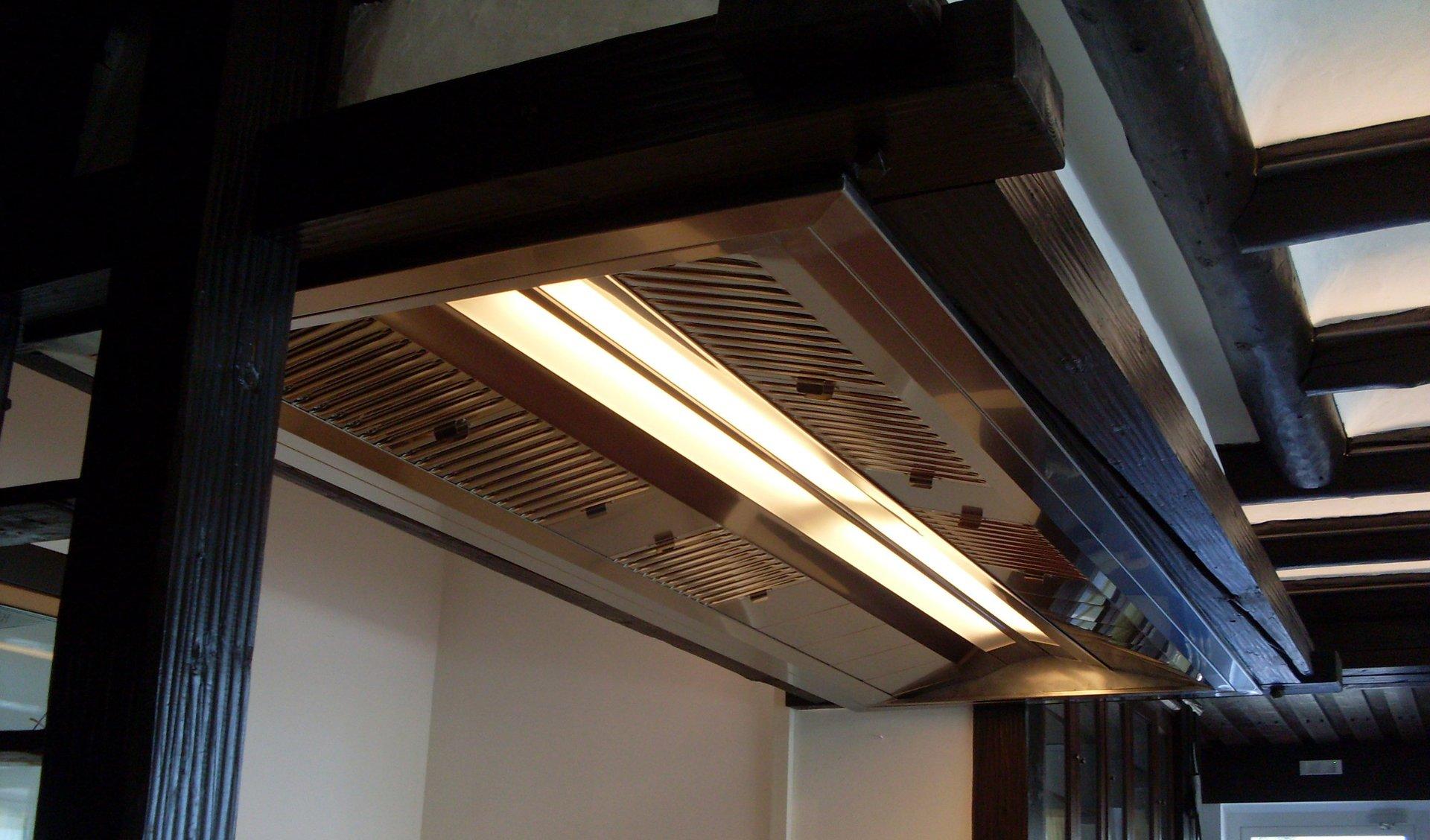 abzugshauben f r k chen leifers bz termogeneral. Black Bedroom Furniture Sets. Home Design Ideas