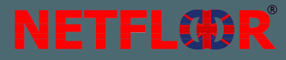 footer logo of NETFLOOR