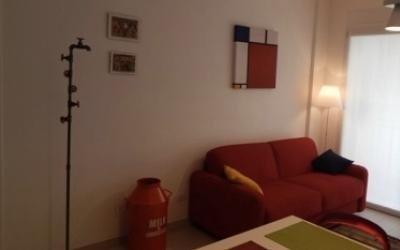 Appartamento zona giorno
