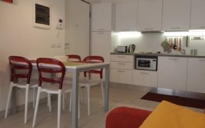 Appartamento zona pranzo