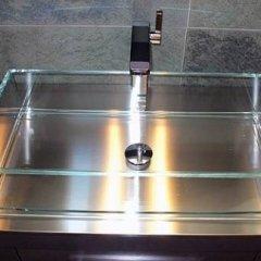 lavabo in cristallo