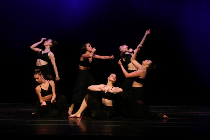 Five Lyrical Dancers