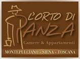 B&B L'ORTO DI PANZA - LOGO