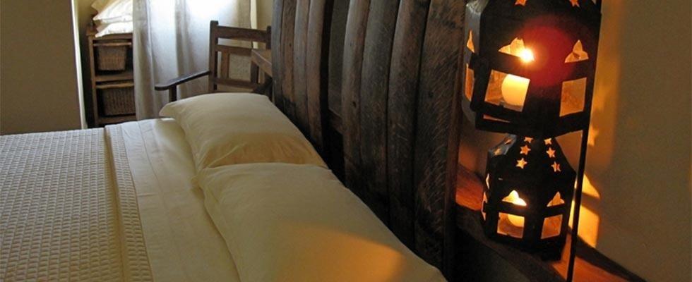 una camera d'albergo