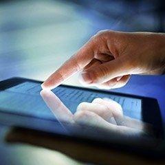 Riparazione tablet e iPad