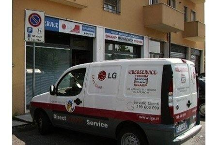 Centro assistenza Verona