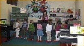 progetto musicale bambini