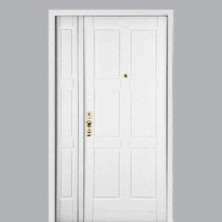 porta blindata bianca