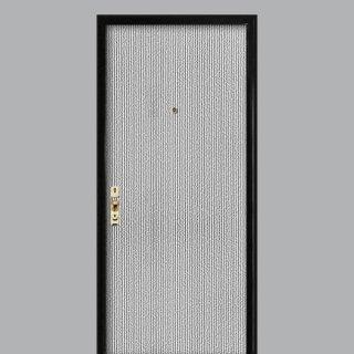 Porta blindata grigia