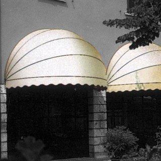 tenda da sole a capottina in poliestere