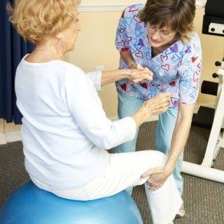 Fisioterapia riabilitativa a domicilio