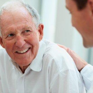 Assistenza ad anziani malati