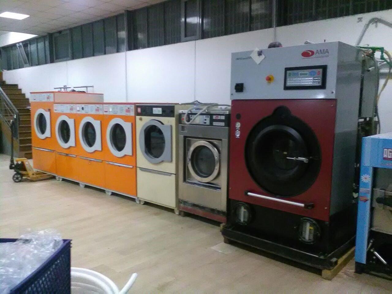 attrezzature per lavanderie