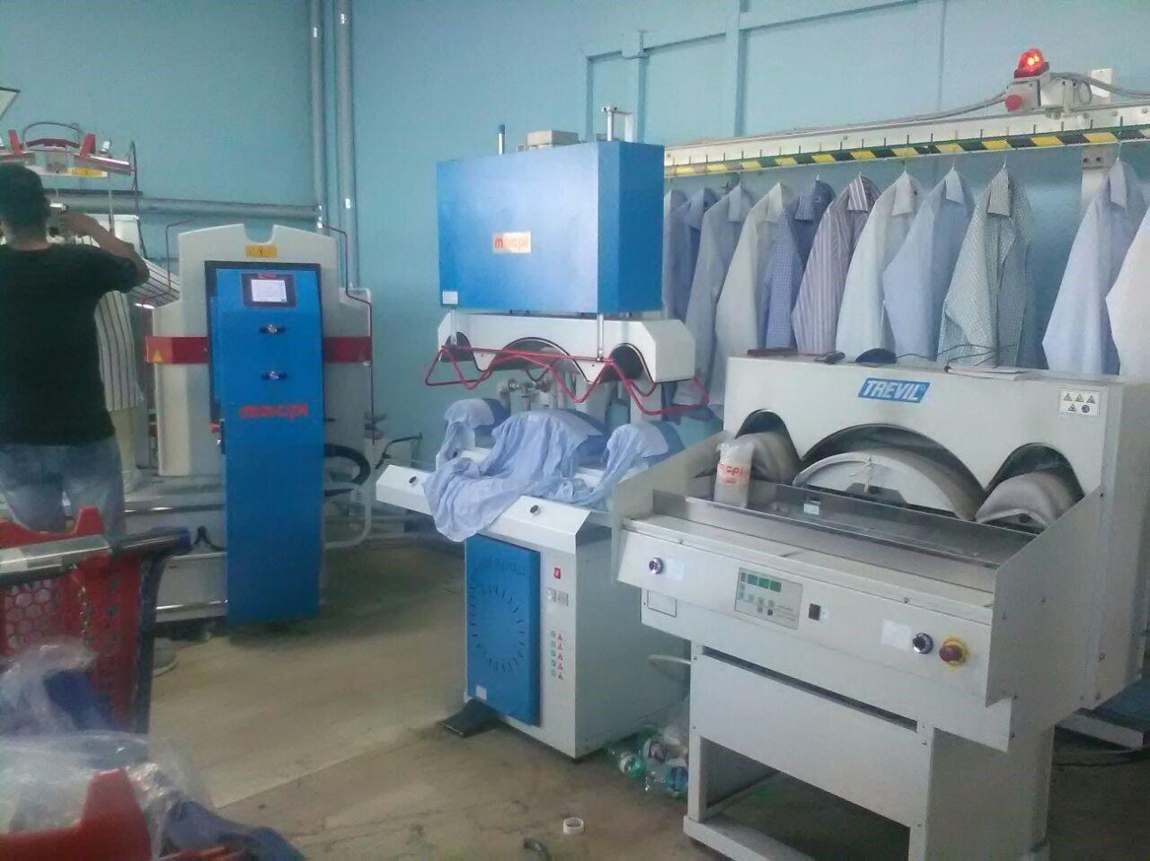 lavatrici professionali per alberghi