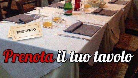 prenotazione online ristorante