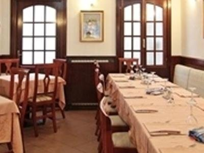 ristorante cene di lavoro