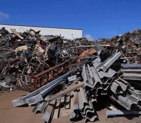 rottami metallici