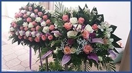 fiori funerali