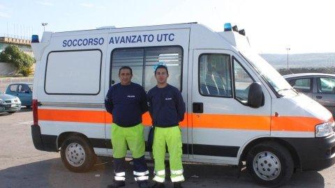 Ambulanza 24 ore su 24