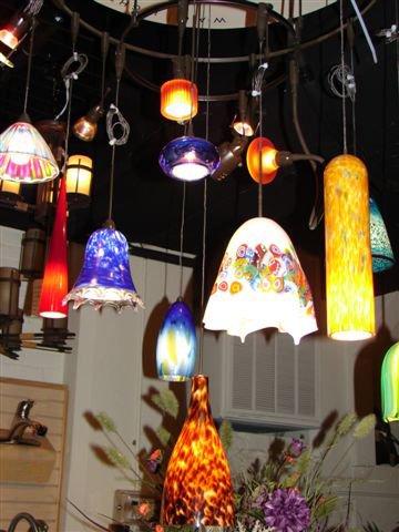 handing lighting fixtures hot springs