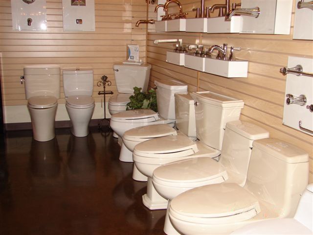commodes hot springs
