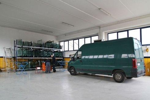 servizio furgoni vetropoli