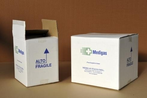 scatole per imballi