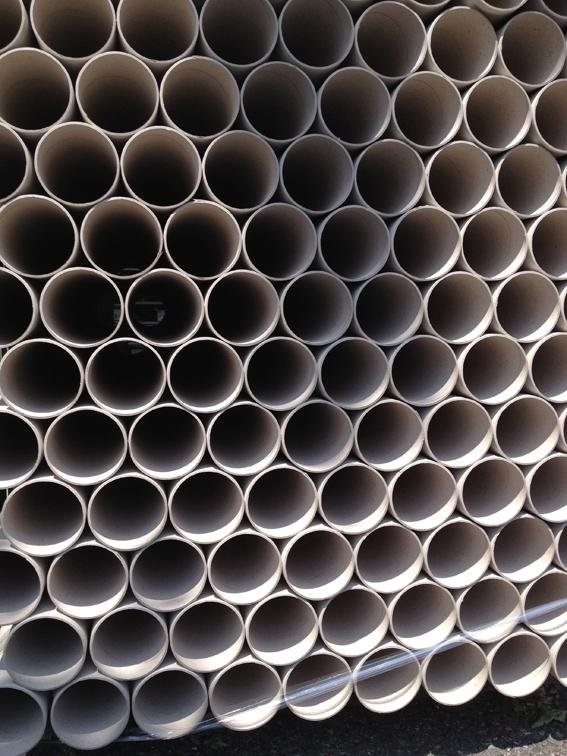 Tubo in cartone