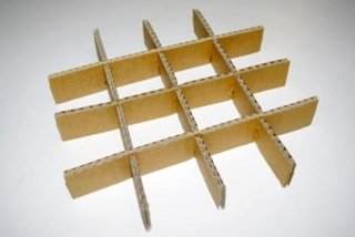 Produzione alveari in cartone