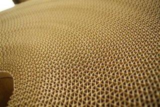 cartone in bobine