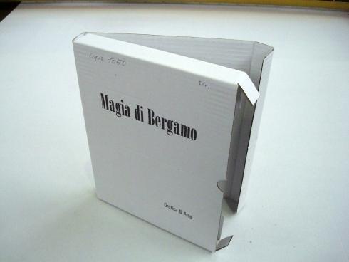 imballaggio per libro