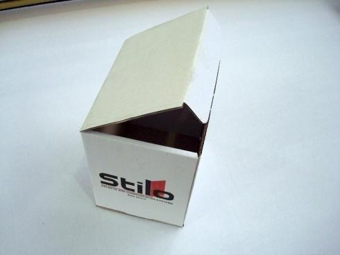 scatola fustellata chiudibile