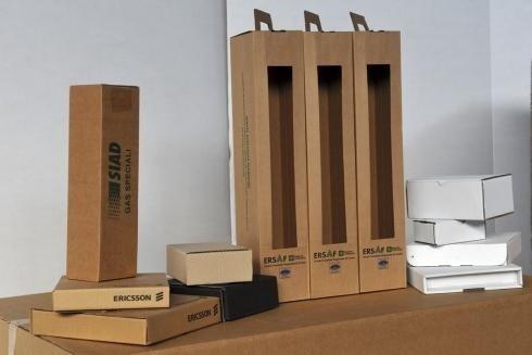 scatole per imballaggi