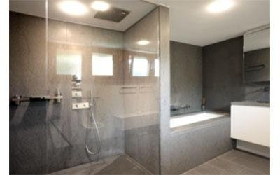 Custom-made bathroom
