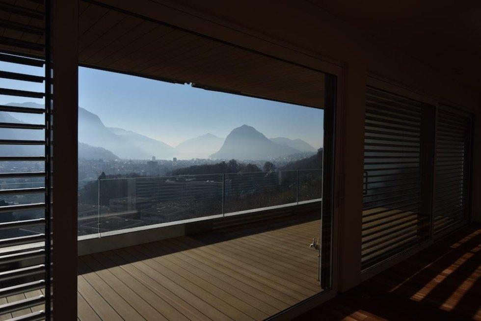 Appartamento panoramico Lugano