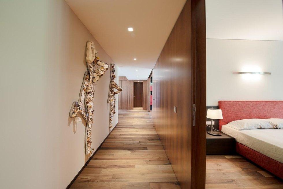 Appartamento con vista Lugano