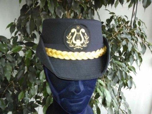 cappello finanziere, produzione berretti, berrettificio