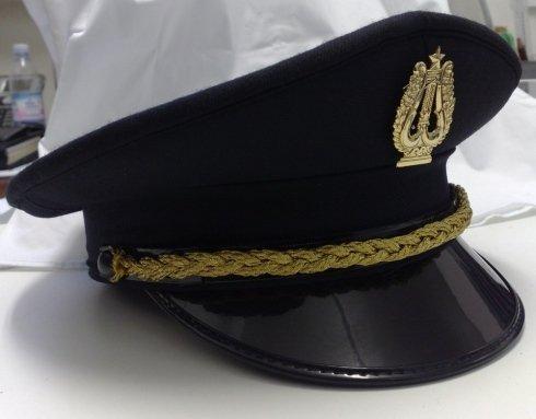 berretti per ufficiali, produzione berretti