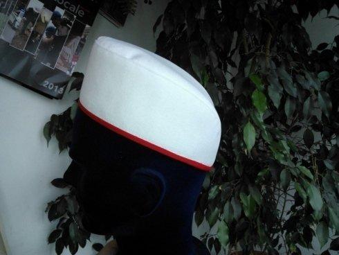 berretti da lavoro, berrettificio, cappello chef
